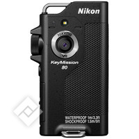 NIKON KEYMISSION 80 BLACK