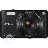 NIKON COOLPIX S7000BLK+CASE+8GB