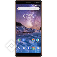 NOKIA 7 PLUS BLACK / COPPER