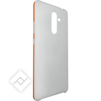 NOKIA SOFT TOUCH BACK CASE GREY 7 PLUS