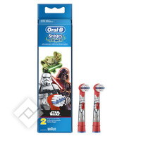 ORAL-B EB10 STAR WARS X2 STAGES