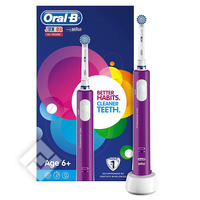ORAL-B JUNIOR D16 6+ PURPLE