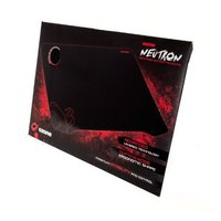OZONE NEUTRON TAPIS DE SOURIS SEMI RIGIDE GAMING NOIR