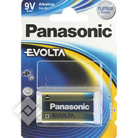 PANASONIC 9V EVOLTA X1