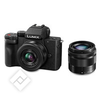 PANASONIC DC-G100 BLACK 12-32MM + 35-100MM