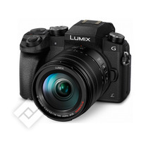PANASONIC LUMIX DMC-G7 + 14-140MM + BAG + SD 8GB PACK