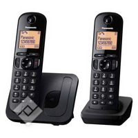 PANASONIC KX-TGC212 BLACK