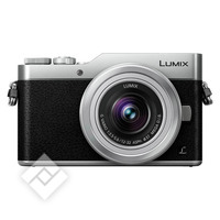 PANASONIC LUMIX DC-GX800 + 12-32MM SILVER