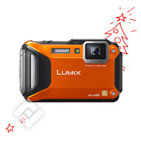 PANASONIC LUMIX DMC-FT5D PACK BLACK