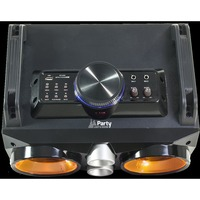 PARTY STAND-ALONE PARTY SOUND BOX MET USB, BLUETOOTH, FM, BATTERIJ & MICRO (PARTY-SPEAKY200)