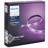 PHILIPS HUE WHITE AND COLOR AMBIANCE LIGHTSTRIP PLUS BASE 7190155PH