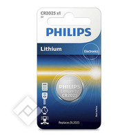 PHILIPS CR2025 X1
