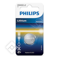 PHILIPS CR2032 X1