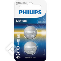 PHILIPS CR2032 P2/01B