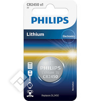 PHILIPS CR2450 X1