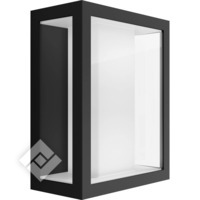 PHILIPS HUE WHITE/COLOR AMBIANCE IMPRESS WALL LANTERN BLACK 1743030P7