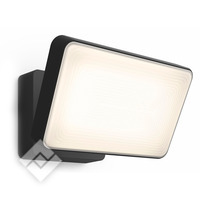 PHILIPS HUE WHITE/COLOR AMBIANCE DISCOVER FLOODLIGHT BLACK