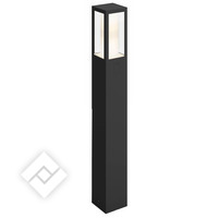 PHILIPS HUE WHITE/COLOR AMBIANCE IMPRESS PEDESTAL HIGH BLACK