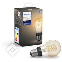 PHILIPS HUE DECORATIEVE STANDAARDLAMP - WARMWIT LICHT