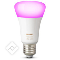PHILIPS HUE WHITE AND COLOR AMBIANCE BULB E27