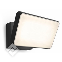 PHILIPS HUE WHITE WELCOME FLOODLIGHT BLACK