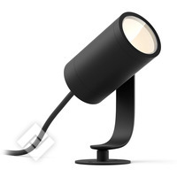 PHILIPS HUE WHITE/COLOR AMBIANCE LILY SPIKE BLACK EXTENSION
