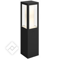 PHILIPS HUE WHITE/COLOR AMBIANCE IMPRESS PEDESTAL LOW BLACK