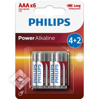 PHILIPS LR03P6BP/10