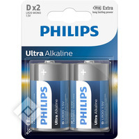 PHILIPS LR20 ULTRA X2