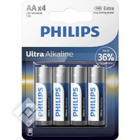 PHILIPS LR06 ULTRA X4