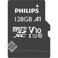 PHILIPS MICROSDXC 128GB UHS 1