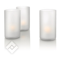 PHILIPS NATURELLE CANDLELIGHT 3ST