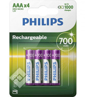 PHILIPS LR03 700MAH X4
