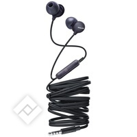 PHILIPS SHE2405 BLACK