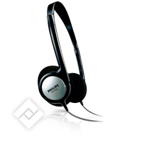 PHILIPS SHP 1800 BLACK