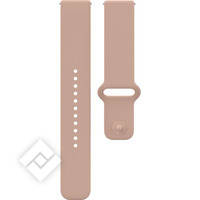 POLAR BAND 20MM SIL BLUSH S-L