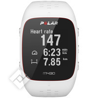 POLAR M430 WHITE OHR