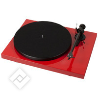 PRO-JECT DEBUT CARBON USB RED