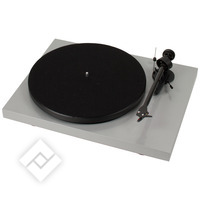 PRO-JECT DEBUT CARBON USB GREY