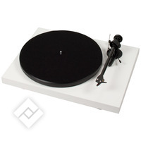 PRO-JECT DEBUT CARBON USB WHITE