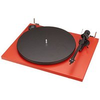 PRO-JECT PLATINE VINYLE PROJECT ESSENTIAL II ROUGE