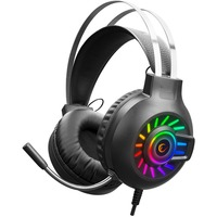 Rampage Rampage RM-K44 Zengibar 7.1 Surround sound RGB Gaming Headset voor PC