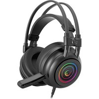 Rampage Rampage Quadro 7.1 RGB gaming headset RM-K2 - Surround Sound - PC