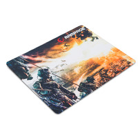 Rampage Rampage Gaming Muismat War Design-350x250mm - Extra Dun