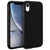 Rhinoshield Coque iPhone XR Protection Antichoc fine Série SolidSuit by Rhinoshield noir