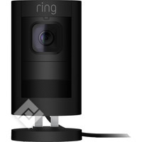 RING STICK UP CAM ELITE WIRED BLACK