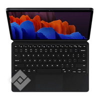 SAMSUNG BOOK COVER KEYBOARD TAB S7 PLUS
