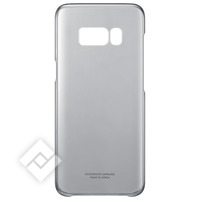 SAMSUNG CLEAR COVER BLACK GALAXY S8