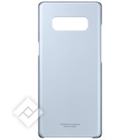 SAMSUNG CLEAR COVER BLUE GALAXY NOTE 8