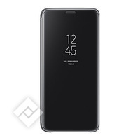 SAMSUNG GALAXY S9 CLEAR VIEW STANDING COVER BLACK